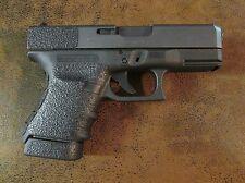 SRG70 Grip Enhancements (Peel & Stick) for Glock Models: 29SF/30SF/30S