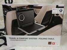 BMW Travel Comfort System Folding Table 51952183853 includes Base 51952183852