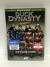Duck Dynasty Season 4 (DVD, 2-Disc Duck-Luxe Edition) With Slip Cover
