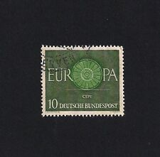 German Stamp1960 Eurostamp  (E2)