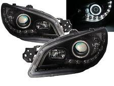 IMPREZA 2006-2007 CCFL Projector Headlight Headlamp R8 Style BLACK for SUBARU WR