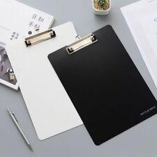 Clipboard Writing Pad File Folders Document Holder School Office Stationery