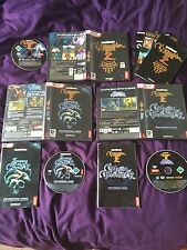 NEVERWINTER NIGHTS 2 Triple Pack per PC (Storm zehir e Maschera TRADITORE) (completa)