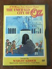 The Emerald City of Oz (DVD, 2004)*Margot Kidder