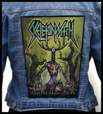 SKELETONWITCH - Forever Abomination --- Huge Jacket Back Patch Backpatch