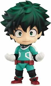 Good Smile My Hero Academia: Deku izuku midoriya Smash - Nendoroid Action F