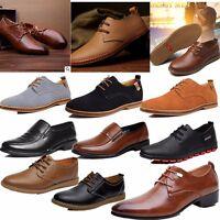 Homme Chaussure Mocassin Décontracté Cuir Habillé Sneakers Conduite Mariage Shoe
