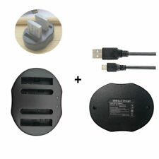 NB-5L Battery DUAL USB Charger For Canon PowerShot S100 SD790 SD890 970 IS 980