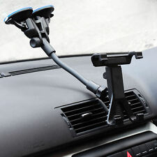 Dual Suction Car Windscreen Mount + X Tablet Holder for Microsoft Surface Pro 3