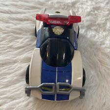 VTG Bandai Power Rangers 1996 ROBO RACER Police Car Transformers Zeo Turbo 6?