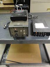 Panasonic TV Camera Model WV-1800 B/W CCTV with Pelco accessories & Auto Iris