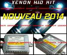 ★2014★ KIT XENON HID AMPOULE H7 VW GOLF 4 IV TDI I R32 PACK TUNING CONVERSION