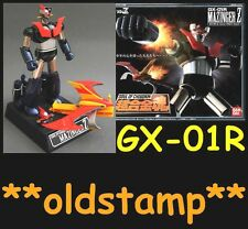 Mazinga Z GX-01R Renewal Great Mazinger Angels Soul of Chogokin SOC Grendizer