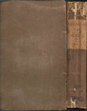 The Life of George Washington vol 1 of 2 by Jared Sparks Henry Colburn pub 1839