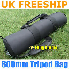800mm Padded Tripod Carrying Bag Camera Light Stand Case For Manfrotto velbon