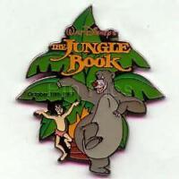 Disney DS Countdown Jungle Book Mowgli & Baloo Pin