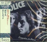 POLICE-REGATTA DE BLANC-JAPAN SHM-SACD