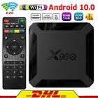 X96Q TV-Box Android 10.0 Allwinner H313 Quad-Core Cortex A53 4K 3D HDMI2.0 I8O1