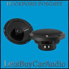 """Rockford Fosgate PUNCH p1650 6,5 """" (16,5 cm) 110 w 2 voies haut-parleur coaxial gamme complète"""