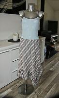 robe asymetrique COP COPINE modèle beringa taille 42 fr 46i EXCELLENT ÉTAT