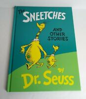 Dr Seuss The Sneetches and Other Stories Hardcover 1961 Childrens Kids Book EUC