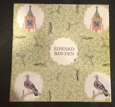 Edward Bawden. Exhibition Catalogue of his books. Limited Edition. 1984.