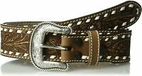 Nocona Men's Cheyenne USA Brown Belt