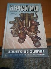 ELEPHANTMEN - T01 : JOUETS DE GUERRE -  Richard Starkings & CO - Delcourt