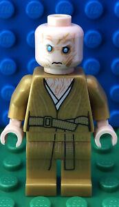 STAR WARS LEGO MINIFIGURE  MINIFIG  SNOKE SUPREME LEADER  75216