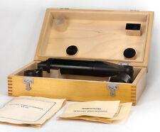 AU-14 LOMO 10x eyepiece DEMO POINTER MICROSCOPE ZEISS 25mm teaching attachment