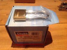 chubb 40mm padlocks same key box of 10 locks Good Size