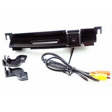 520L CCD Car Rear View Camera for Nissan Tiida Hatchback Car Trunk Handle Camera
