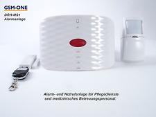 GSM Funk Alarmanlage für medizinische Betreuung DRH-MS1-BS von GSM-One