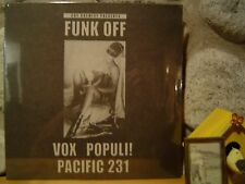 VOX POPULI!/PACIFIC 231 Funk Off 2xLP/80's French Industrial/H.N.A.S./X-Ray Pop