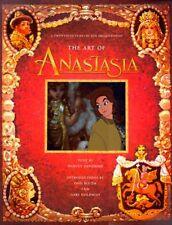 Anastasia : The Art, the Animation, the Movie (1997, Hardcover)