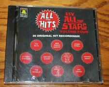 ALL THE HITS BY ALL THE STARS VOLUME 4 LIBERTY BELL BRAND NEW 25 GREAT SONGS