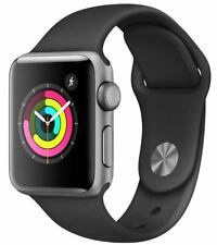 Apple Watch Series 3 GPS, 38mm Space Gray Aluminium Case MTF02LL/A, Sealed box