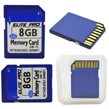 Standard SD Card 8GB 8G Class 6 SDHC Secure Flash Memory Card For Camera PC
