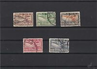 Thailand 1925 Air Stamps ref R 17202