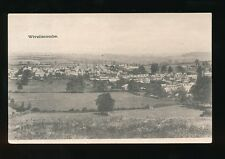 Somerset WIVELISCOMBE Panoramic view early PPC
