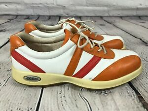 ECCO Orange Golf Shoes for Women for