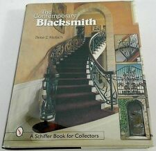 The Contemporary Blacksmith by Dona Z. Meilach A Schiffer Book for Collectors