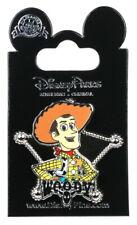 2010 Disney Toy Story Woody Star Badge Pin