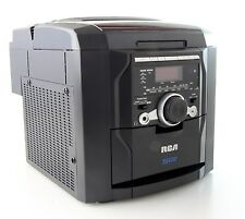 RCA RS22162S RS22162 5-Disc CD Audio System with AM/FM Radio *for parts*
