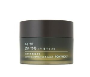 Tonymoly From Ganghwa Pure Ferment Artemisia Two Layering Calming Cream 64ml
