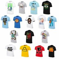 NEW WWF WWE Legend of the ring Mens T-shirt