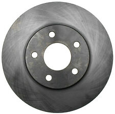 Disc Brake Rotor-Non-Coated Front ACDelco Advantage fits 06-11 Chevrolet HHR