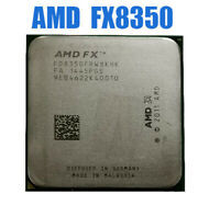 AMD FX-Series FX-8350 Old CPU 4.0G 125W SECONDHAND Eight CORE Socket AM3+ 4 GHz