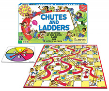 Classic Chutes and Ladders Board Game, New, Free Shipping.