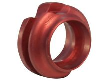EXTREME Silhouette Peep Sight Rosso 1/4 in.